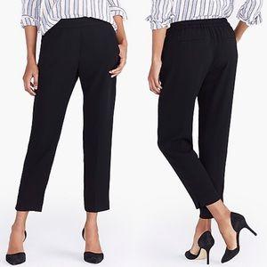 J crew black Jamie pants